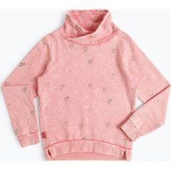 Review - Dziewczęca bluza nierozpinana, różowy. Czerwone bluzy dziewczęce rozpinane Review, z nadrukiem. Za 139,95 zł.
