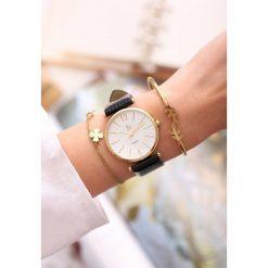 Biżuteria i zegarki: Czarny Zegarek Be Kind