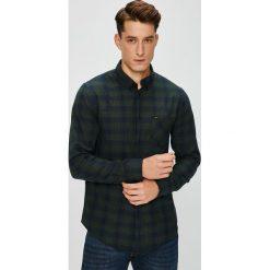 Lee - Koszula. Czarne koszule męskie na spinki Lee, l, w kratkę, z bawełny, button down, z długim rękawem. Za 199,90 zł.