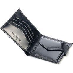Ekskluzywny portfel męski Paolo Peruzzi. Brązowe portfele męskie Paolo Peruzzi, ze skóry. Za 109,90 zł.