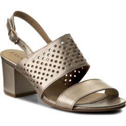 Sandały damskie: Sandały LASOCKI - 70761-02 Złoty