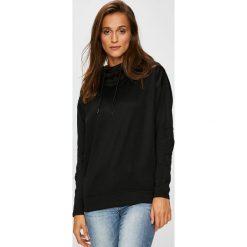 G-Star Raw - Bluza. Czarne bluzy z kapturem damskie marki G-Star RAW, l, z bawełny. W wyprzedaży za 369,90 zł.