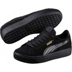 Puma Buty Vikky Platform Black 38. Czarne buty sportowe damskie marki Puma. W wyprzedaży za 229,00 zł.