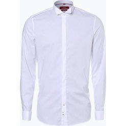 Finshley & Harding London - Koszula męska, czarny. Czarne koszule męskie marki Finshley & Harding London, m, z bawełny, z klasycznym kołnierzykiem. Za 229,95 zł.