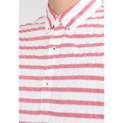 Koszule męskie na spinki: Loreak ZIBURU Koszula red/ecru