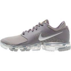 Nike Performance AIR VAPORMAX Obuwie do biegania treningowe gunsmoke/metallic silver/amarillo. Szare buty do biegania męskie marki Nike Performance, z materiału. Za 799,00 zł.
