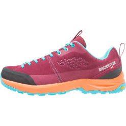 Dachstein SIEGA LC Obuwie hikingowe aubergine/orange. Czerwone buty trekkingowe damskie Dachstein, z gumy, outdoorowe. Za 519,00 zł.