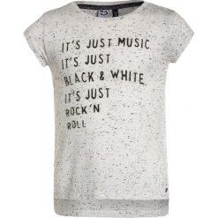 T-shirty chłopięce z nadrukiem: 3 Pommes KID ROCK GIRL  Tshirt z nadrukiem white off