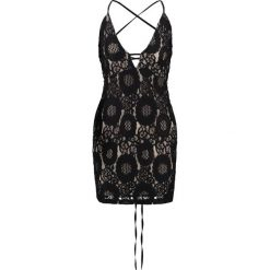 Sukienki hiszpanki: Missguided Sukienka etui black