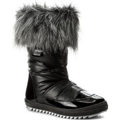 Kozaki dziewczęce: Śniegowce BARTEK – 27385/055 Czarny