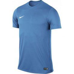 Nike Koszulka męska Park VI Nike jasnoniebieski roz. M (725891-412). Czerwone t-shirty męskie Nike, m, do piłki nożnej. Za 43,18 zł.