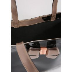 Shopper bag damskie: Ted Baker VALLCON BOW DETAIL LARGE ICON BAG Torba na zakupy black