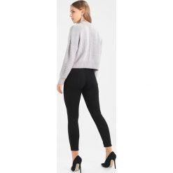 Swetry klasyczne damskie: Topshop Petite DETAIL Sweter grey