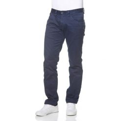 """Rurki męskie: Spodnie """"Marvin"""" w kolorze granatowym"""