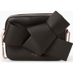 Ted Baker - Damska torebka na ramię – Aamelia, czarny. Czarne torebki klasyczne damskie marki Ted Baker, z materiału. Za 719,95 zł.