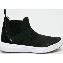 Vans - Buty. Szare buty sportowe damskie marki Vans, z gumy. W wyprzedaży za 399,90 zł.