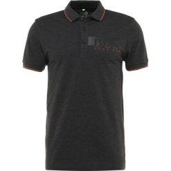 BOSS ATHLEISURE PAULE PRO Koszulka sportowa black melange. Niebieskie koszulki sportowe męskie marki BOSS Athleisure, m. Za 499,00 zł.