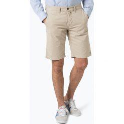 Bermudy męskie: Pierre Cardin - Spodenki męskie, beżowy