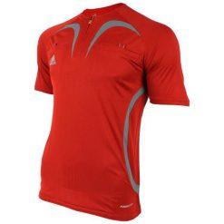 Adidas Koszulka sędziowska męska czerwona r. S  (069082). Czerwone koszulki do piłki nożnej męskie marki Adidas, m. Za 25,43 zł.