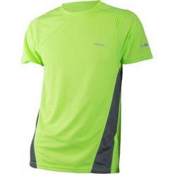 Brugi Koszulka męska T-SHIRT 4HJC PPJ zielona r. L. Czarne koszulki sportowe męskie marki Brugi, m. Za 29,99 zł.