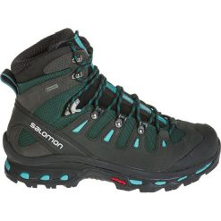 Buty trekkingowe damskie: Salomon Buty damskie Quest 4D 2 GTX W Asphalt/Green Black/Haze Blue r. 40 (39277)