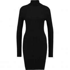 Sukienki: Bik Bok SANDRA Sukienka dzianinowa black