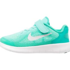 Nike Performance FREE RUN 2 Obuwie do biegania neutralne aurora green/metallic silver/clear jade/volt. Zielone buty do biegania damskie marki Nike Performance, z materiału. W wyprzedaży za 223,20 zł.