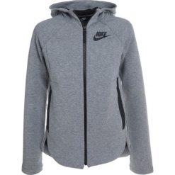 Nike Performance Bluza rozpinana carbon heather/black. Niebieskie bluzy chłopięce rozpinane marki Nike Performance, m, z materiału. Za 369,00 zł.