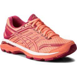 Buty ASICS - GT-2000 5 Flash Coral/Coral Pink/Bright Rose. Brązowe buty do biegania damskie Asics, z materiału. W wyprzedaży za 289,00 zł.