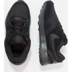 Nike Sportswear VIBENNA  Tenisówki i Trampki black/anthracite. Czarne trampki chłopięce Nike Sportswear, z gumy. W wyprzedaży za 146,30 zł.