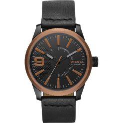 Diesel - Zegarek DZ1841. Czarne zegarki męskie Diesel, szklane. W wyprzedaży za 529,90 zł.