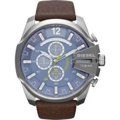 Diesel - Zegarek DZ4281. Czarne zegarki męskie marki Fossil, szklane. Za 899,90 zł.