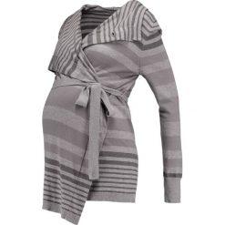 Kardigany damskie: JoJo Maman Bébé Kardigan silver/charcoal