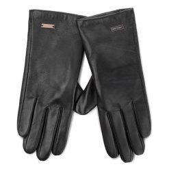Rękawiczki Damskie WITTCHEN - 39-6-500-1  Czarny. Czarne rękawiczki damskie Wittchen, ze skóry. Za 219,00 zł.