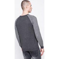 Le Shark - Sweter. Niebieskie swetry klasyczne męskie marki Reserved, l, z okrągłym kołnierzem. W wyprzedaży za 59,90 zł.