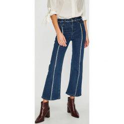 Trendyol - Jeansy. Niebieskie jeansy damskie bootcut Trendyol. Za 119,90 zł.