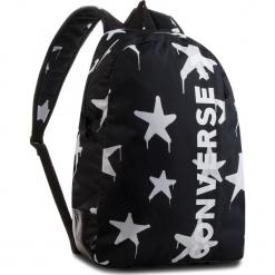 Plecak CONVERSE - 10009018-A01 001. Czarne plecaki damskie Converse, z materiału, sportowe. Za 129,00 zł.