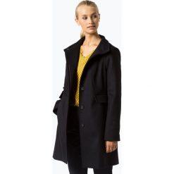Franco Callegari - Płaszcz damski, niebieski. Niebieskie płaszcze damskie pastelowe Franco Callegari, klasyczne. Za 749,95 zł.