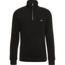 Lacoste Sweter black/navy blue. Szare swetry klasyczne męskie marki Lacoste, z bawełny. Za 459,00 zł.