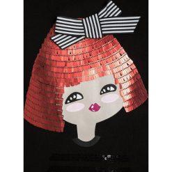 Sukienki dziewczęce: Sonia Rykiel AKI Sukienka letnia noir