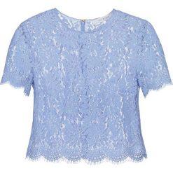 Bluzki asymetryczne: IVY & OAK BOXY  Bluzka faded blue