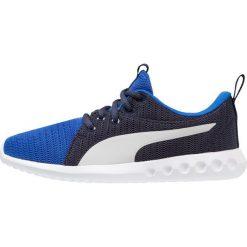 Puma CARSON 2 Obuwie do biegania treningowe turkish sea/gray violet. Niebieskie buty do biegania damskie marki Puma, z materiału. Za 169,00 zł.