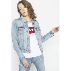 Levi's - Kurtka Vintage Soft. Brązowe bomberki damskie Levi's®, l, z bawełny. W wyprzedaży za 349,90 zł.