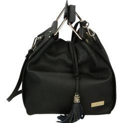 Torba - 170-002-O D N. Żółte torebki klasyczne damskie Venezia, ze skóry. Za 339,00 zł.