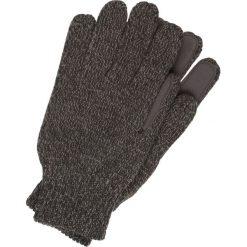 Rękawiczki męskie: Bickley+Mitchell Rękawiczki pięciopalcowe black twist