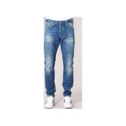 Jeansy slim fit Scotch   Soda  RALSTON. Niebieskie jeansy męskie relaxed fit Scotch & Soda, z jeansu. Za 351,20 zł.