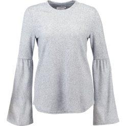 Swetry klasyczne damskie: Kaffe ANTRICIA  Sweter grey melange
