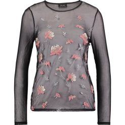 Bluzki asymetryczne: Bardot Bluzka black