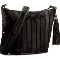 Torebka MICHAEL MICHAEL KORS - Brooklyn Applique 30F6SBJL2H  Black. Żółte torebki klasyczne damskie marki MICHAEL Michael Kors, ze skóry. W wyprzedaży za 1679,00 zł.