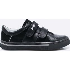 Bartek - Tenisówki 32.50.50.0. Czarne buty sportowe chłopięce Bartek, z materiału. W wyprzedaży za 159,90 zł.